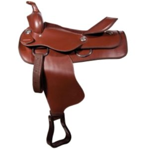 Synthetic Horse Saddle