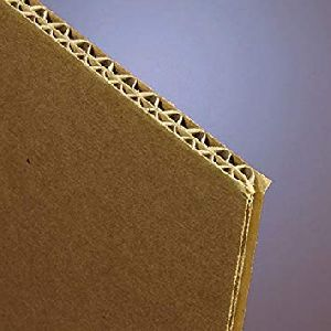 Double Wall Corrugated Cardboard Sheet