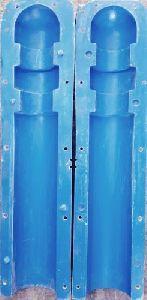 Cylindrical Bollard FRP Mould