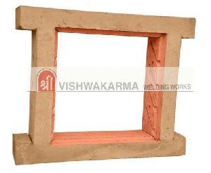 Ventilation Precast Window Frame Mould