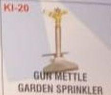 Gun Mettle Garden Sprinkler