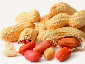 Shelled Groundnut