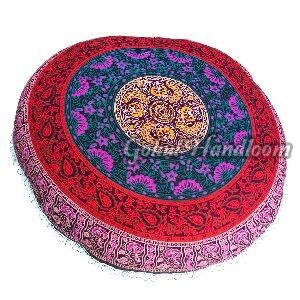 Six Colour  Mandala Cushion Cover