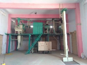 Commercial Flour Mill Plant