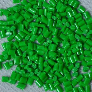 ABS Green Granules