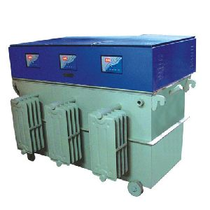 400 KVA Three Phase Servo Voltage Stabilizer