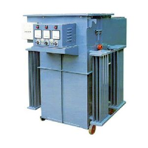 630 KVA Three Phase Servo Voltage Stabilizer
