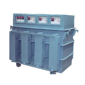 850 KVA Three Phase Servo Voltage Stabilizer