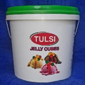 Tulsi Jelly Cubes