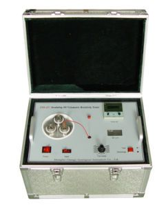 Surface and Volume Resistivity Tester