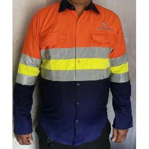 Full Sleeve Safety Jacket