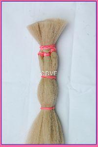 Bleach Blonde Human Hair