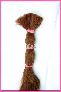 Light Brown Human Hair