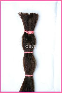 Medium Brown Human Hair