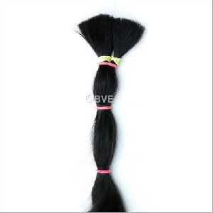 Off Black Human Hair