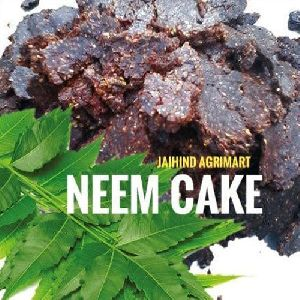Natural Neem Oil Cake