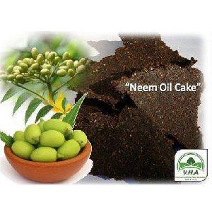 Organic Neem Oil Cake