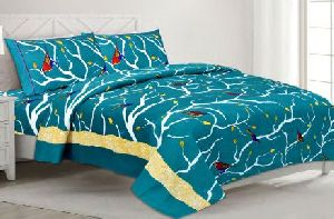 Double Bed Bedsheet Set