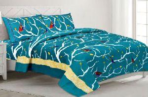 Double Bed Bedsheet Set