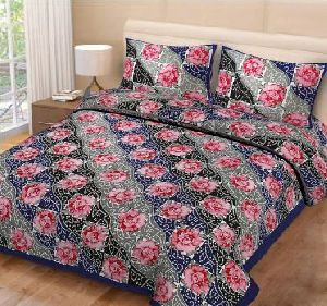 Pure Cotton Bedsheet Set