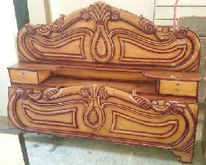 Wooden Diwan