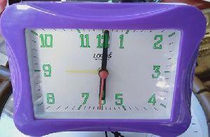 Rectangle Table Alarm Clock