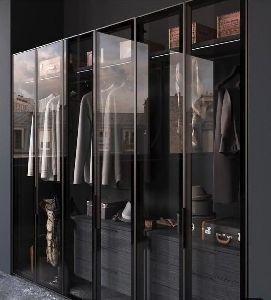 PU Matt Bedroom Wardrobe