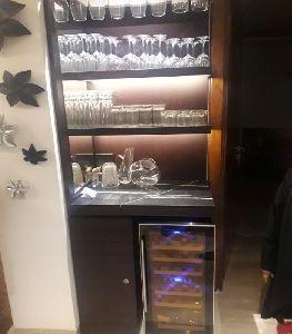 PU Matt Modular Kitchen