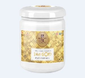 TBC Pro 24ct Gold Massage Gel