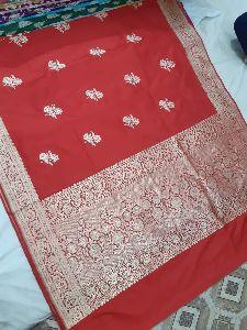 Banarasi Kadwa Saree