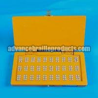 Braille Learning Braillette Board