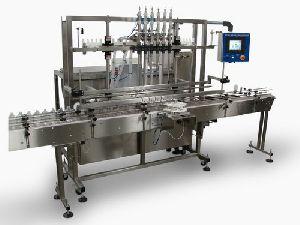 Automatic Volumetric Filling Machine
