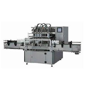 Gear Pump Filling Machine