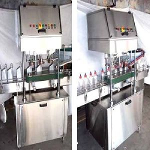 Linear Bottle Filling Machine