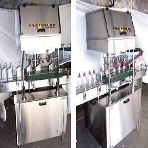 Linear Bottle Filling Machine