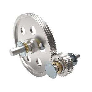 Industrial Precision Gears