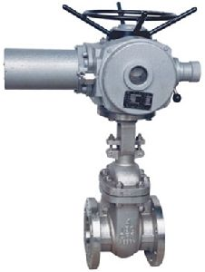 Motorised Gate Valve