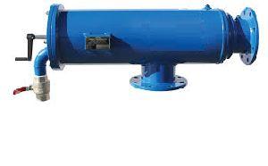 Semi Automatic Strainer