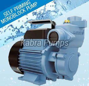M-Series Self Priming Monoblock Pump