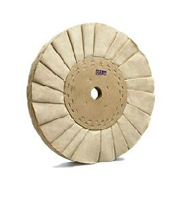 CROWN Pleated Buffing Wheels