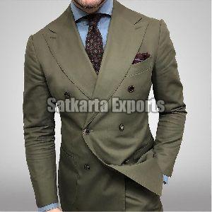 Mens Two Piece Suit