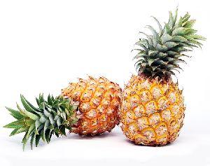 Fresh Organic Pineapple
