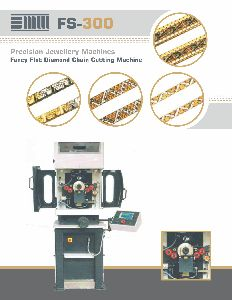 Precision Jewellery Making Machine (FS-300)