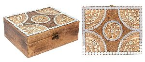 BC -20102 Fancy Wooden Box