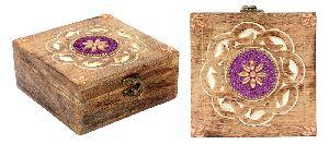 BC -20112 Fancy Wooden Box