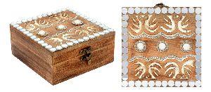 BC -20114 Fancy Wooden Box