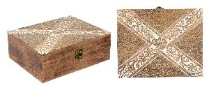 BC -20119 Fancy Wooden Box