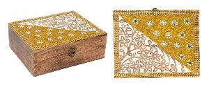 BC -20120 Fancy Wooden Box