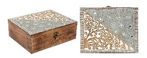 BC -20121 Fancy Wooden Box