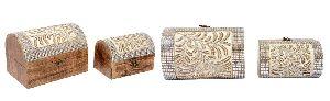 BC -20124 Fancy Wooden Box